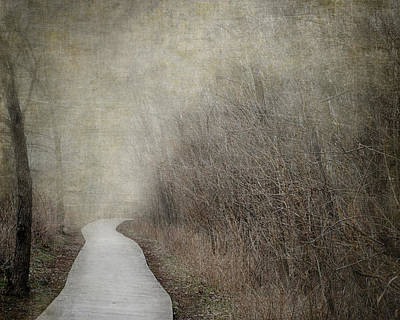 Into The Unknown Print by Jai Johnson