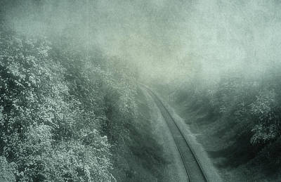 Into Unknown Print by Svetlana Sewell