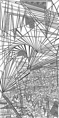 Introspection Five Original by Douglas Christian Larsen