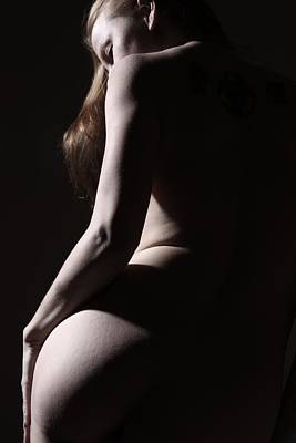 Sensual Photograph - Introspection by Joe Kozlowski