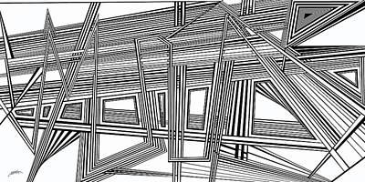 Introspection Seven Original by Douglas Christian Larsen