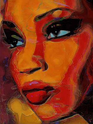 Intuition Original by  Fli Art