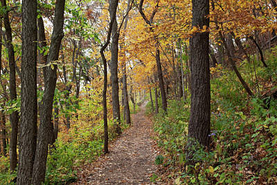 Iowa, Effigy Mounds National Monument Print by Jamie and Judy Wild