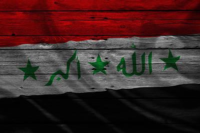 Iraq Print by Joe Hamilton
