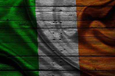 Ireland Print by Joe Hamilton