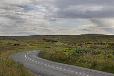 Paradise Road Photograph - Ireland Paradise by Betsy C Knapp