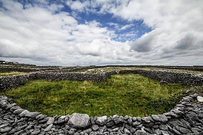 Ireland Walls Print by Creative Mind Photography