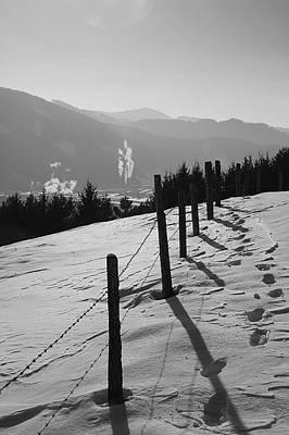 Styria Photograph - Iron Skies by Antonio Castillo