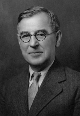 Chemical Photograph - Irving Laucks by Chemical Heritage Foundation