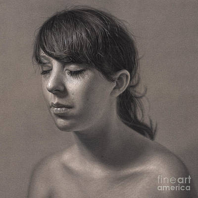 Isabell Variation IIi Print by Dirk Dzimirsky
