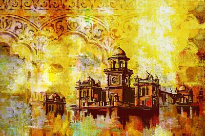 Islamia College Peshawar Print by Catf
