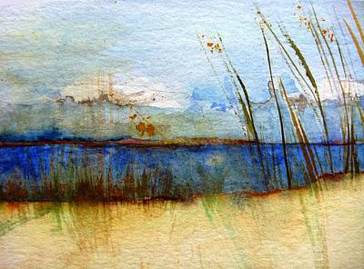 Painting - Island.... Sylt4 by Jacqueline Schreiber