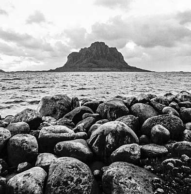 Norway Photograph - Island by Trond Solem