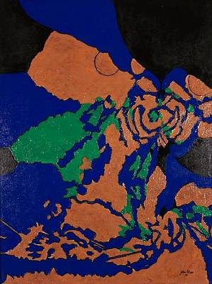 Islands Print by John Shipp