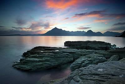 Elgol Photograph - Isle Of Skye by Simon Booth