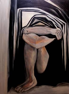Isolation Print by Carolyn LeGrand