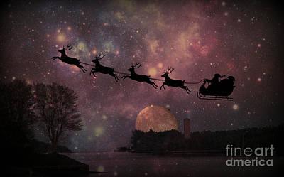 It Is A Magical Night Original by John Malone