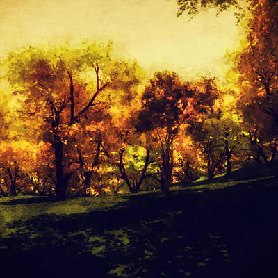 Italian Hills Original by Lonnie Christopher