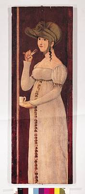Three Quarter Sleeves Print featuring the photograph Italy, Lombardy, Milan, Civic Museum by Everett