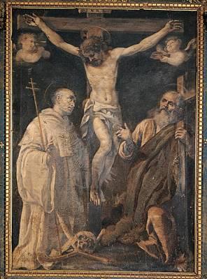 Italy, Tuscany, Arezzo, Santa Vergine Print by Everett