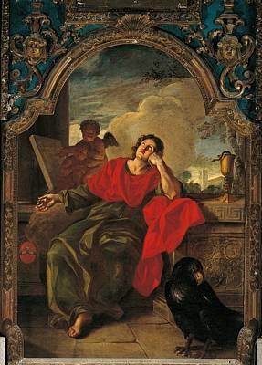 Religious Angel Art Photograph - Italy, Veneto, Venice, San Martino by Everett
