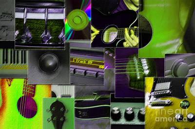 It's All About Music Original by Randi Grace Nilsberg