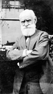 Psychology Photograph - Ivan Pavlov by American Philosophical Society
