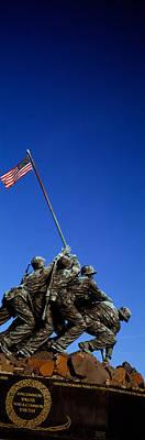 Iwo Jima Memorial At Arlington National Print by Panoramic Images