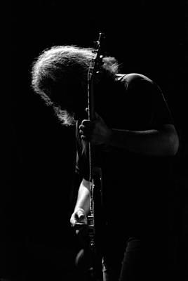 Jerry Garcia Band Photograph - J G B #51 by Ben Upham