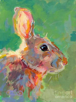 Jack Print by Kimberly Santini