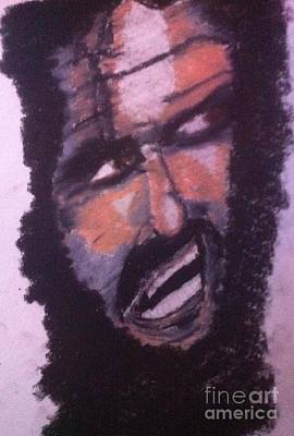 Jack Nicholson Drawing - Jack by Tommy J Housman