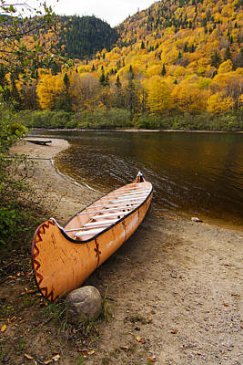 Jacques Photograph - Jacques-cartier Valley by Mircea Costina Photography