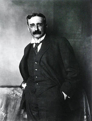 Jacques Photograph - Jacques Loeb by National Library Of Medicine