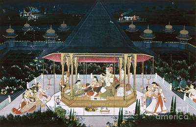 Jagat Singh II Bahadur Print by Granger