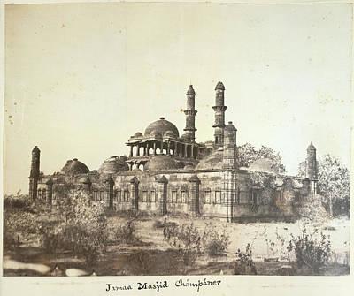 Religious Art Photograph - Jamaa Sic Masjid by British Library