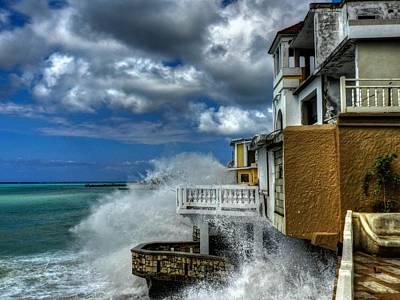 Jamaica - Montego Bay 003 Print by Lance Vaughn