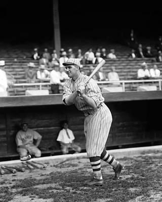 Hogan Photograph - James F. Shanty Hogan by Retro Images Archive