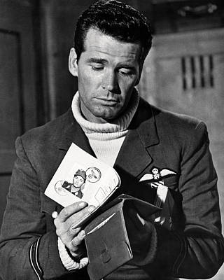 James Garner In The Great Escape  Print by Silver Screen