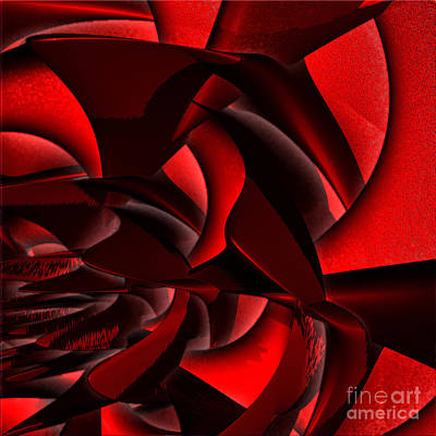 Jammer Rose 005 Print by First Star Art