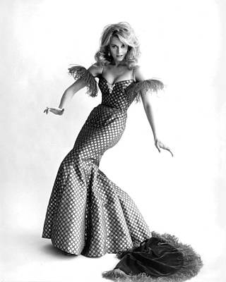 Jane Fonda In Cat Ballou  Print by Silver Screen