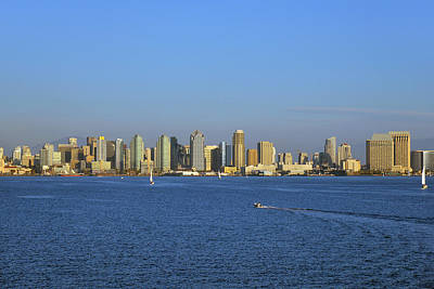 Commercial Photograph - January In San Diego by Christine Till