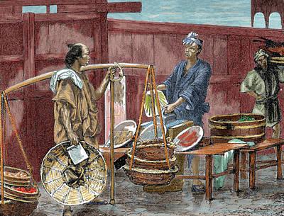 Japanese History Print by Prisma Archivo