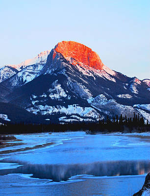 Alberta Photograph - Jasper Alberta by Laura Strain