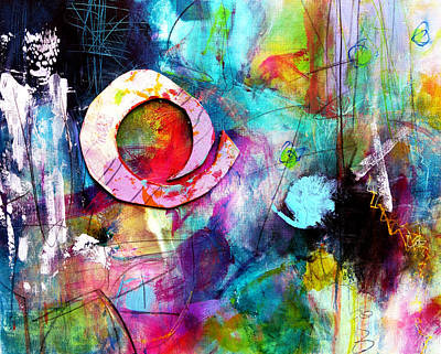 Jaunt Print by Katie Black