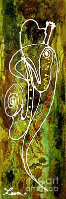 Jazz 1 Original by Leon Zernitsky
