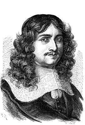Jean-baptiste Colbert Print by Collection Abecasis