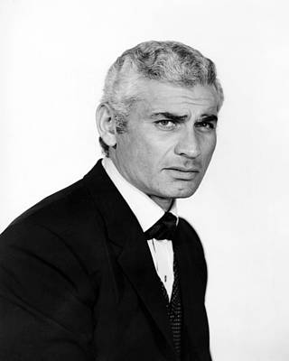 Jeff Photograph - Jeff Chandler In The Jayhawkers!  by Silver Screen