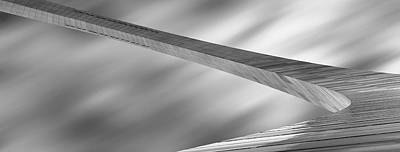 Abstract Pop Photograph - Jefferson National Expansion Memorial Panoramic by Mike McGlothlen