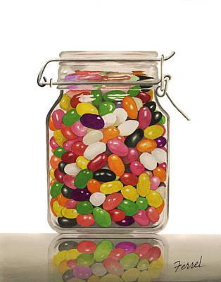 Jelly Beans Original by Ferrel Cordle