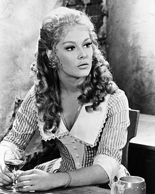 Dracula Photograph - Jenny Hanley In Scars Of Dracula  by Silver Screen